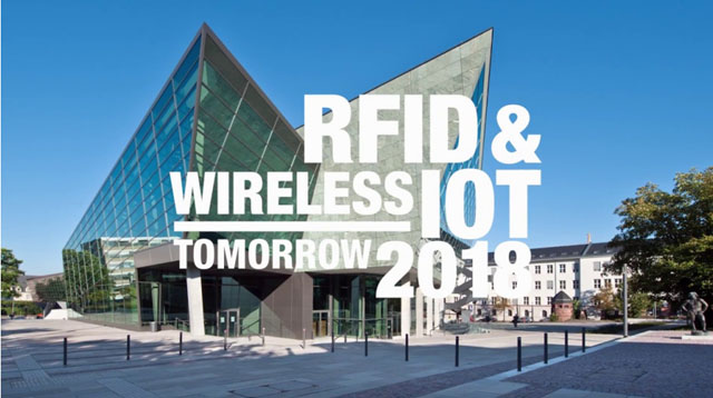 RFID IOT wireless tomorrow 2018