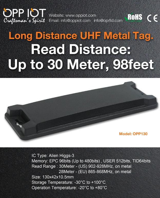 long range rfid tag