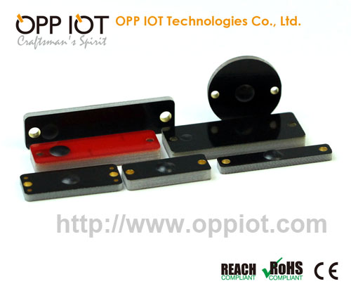 UHF metal tags apply on Air condition