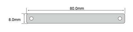 超高频标签opp8008尺寸