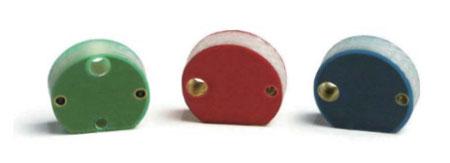 UHF小圆形RFID抗金属标签OPPD10