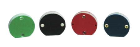 FR4超高频圆形抗金属标签OPPD16